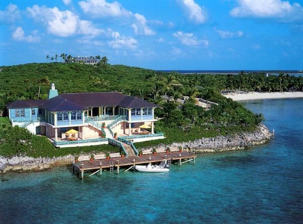 резиденция Musha Cay