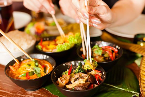 блюда Азии