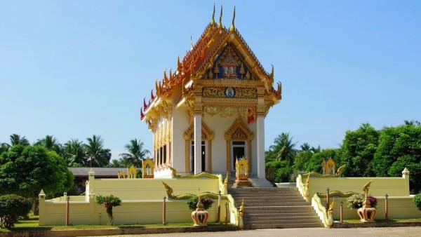 храм Ват Кунарам