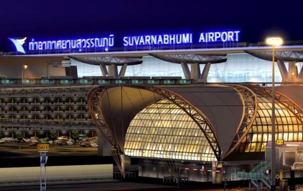 путь из аэровокзала столицы Таиланда