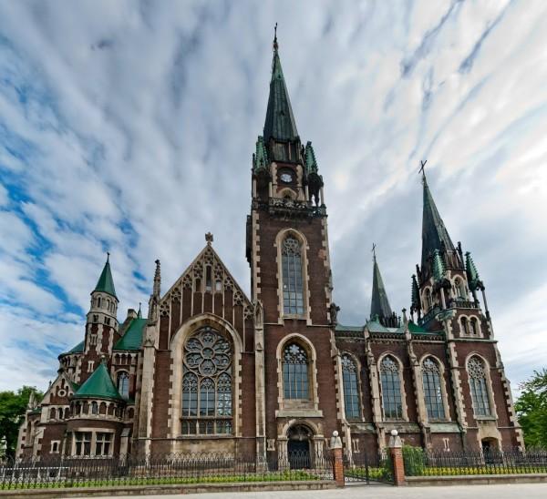 религиозный костел Св. Эльжбеты