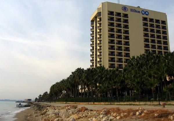 отель Mersin HiltonSA