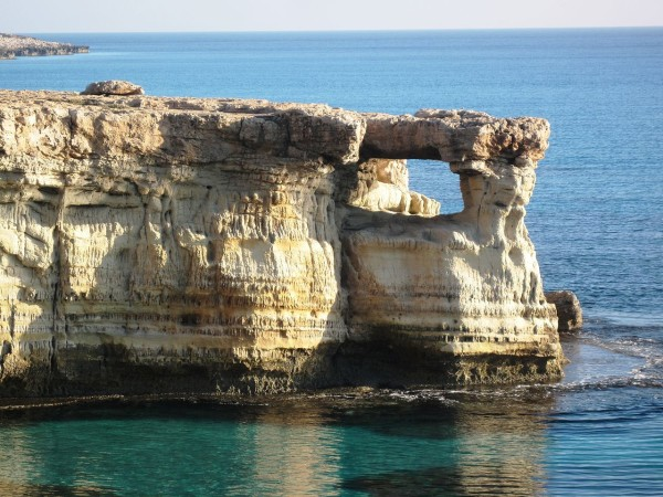 природный мыс Греко