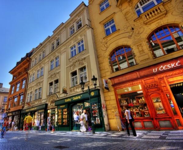 шоппинг в чешской столице