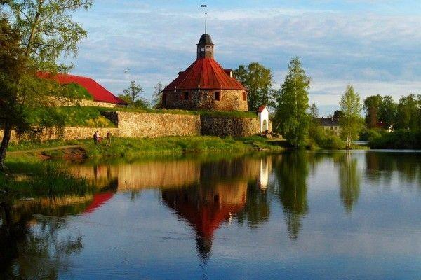 популярный город Приозерск