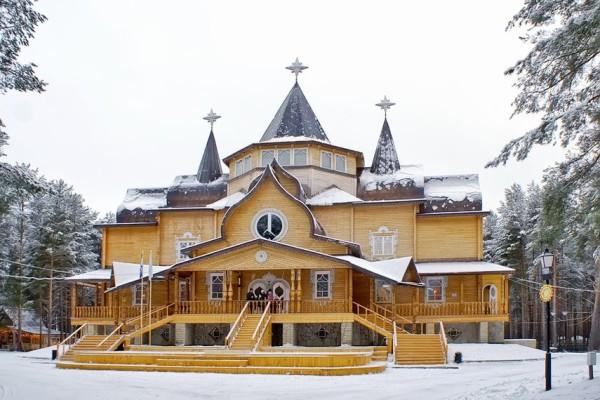 резиденция Деда Мороза в Северо-Западном ФО