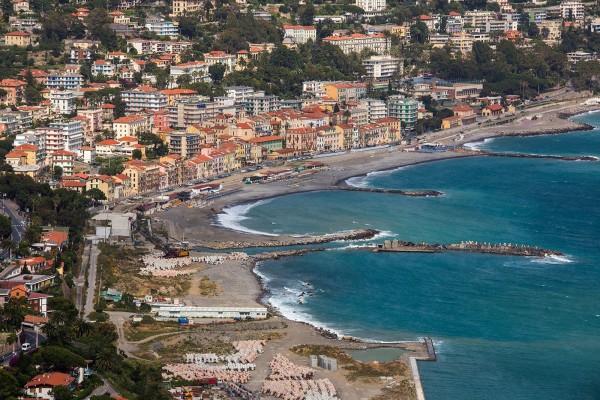Лигурийское побережье Средиземноморья