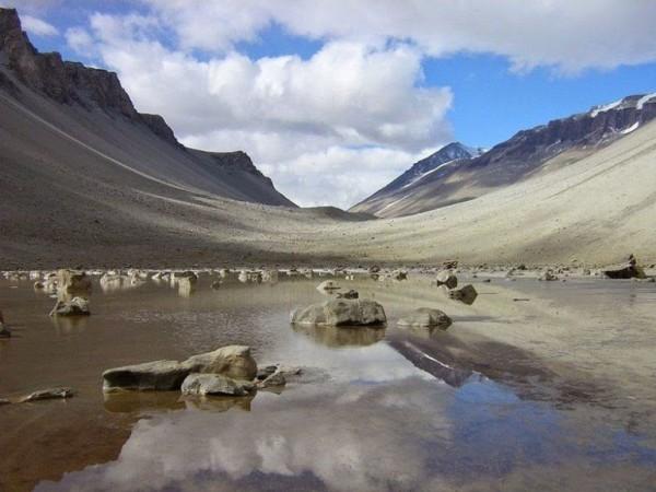 водоем с наибольшей концентрацией соли в мире