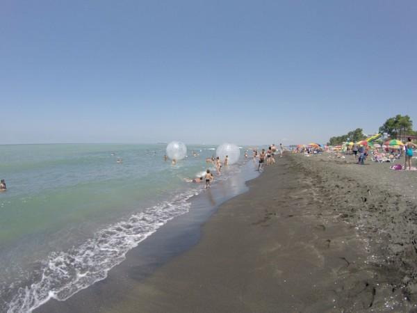 побережье Уреки