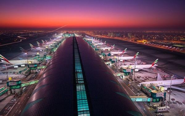 рейтинг наиболее больших аэровокзалов