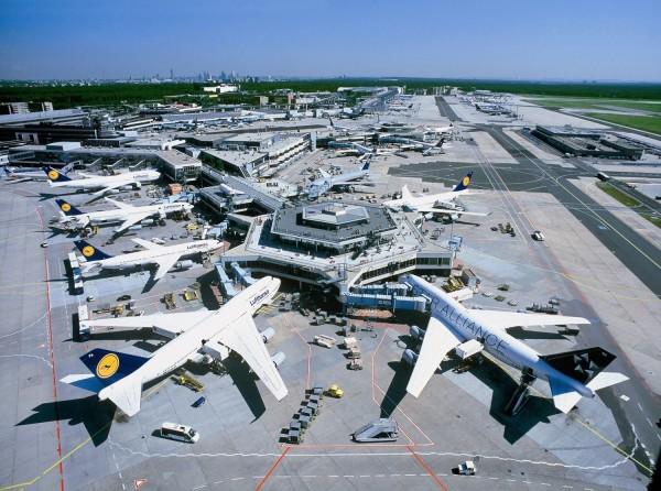 загруженность европейских авиалиний