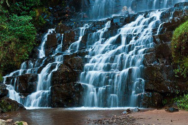 достопримечательные водопады