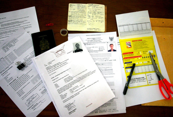какие условия для фото и нужны ли дополнительные документы?