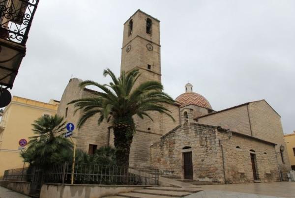 церковь в Ольбии