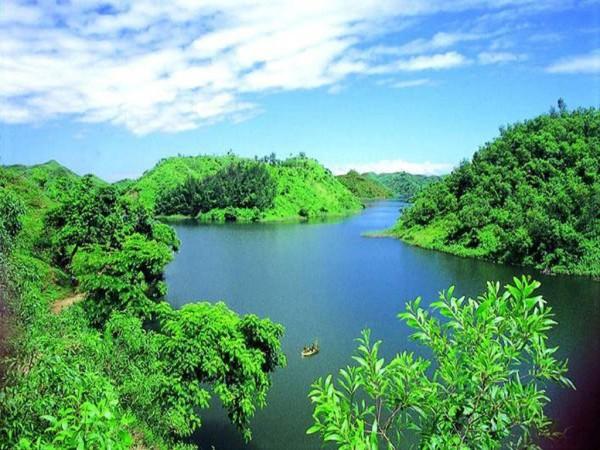 озеро Фой