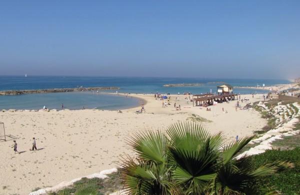песчаная полоса Бар Кохба
