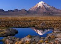 Экзотическая Боливия на карте мира