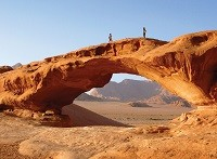 Иордания: погода в августе