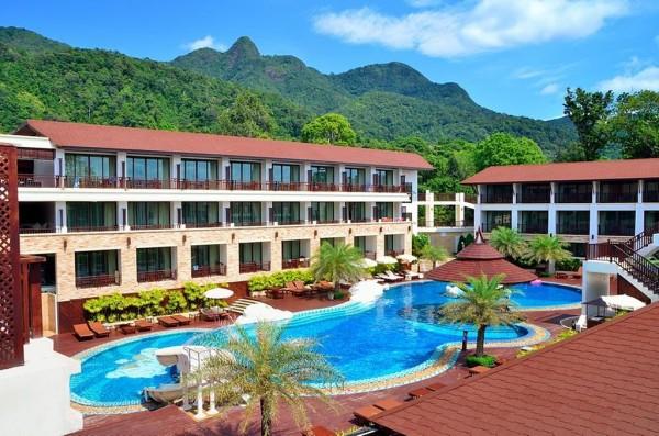 жилье в Kacha Resort