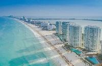 курорты Мексики на Карибском море