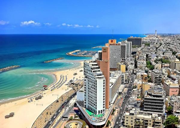 побережье Тель-Авива