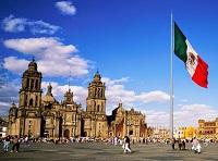 погода в Мексике в январе