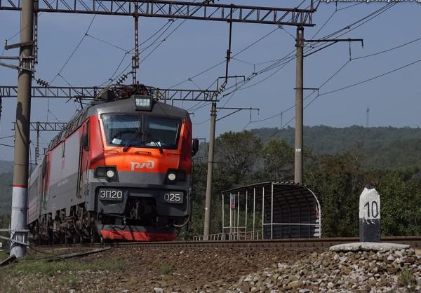 поезд до Новороссийска