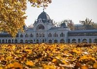 погода в Венгрии в ноябре