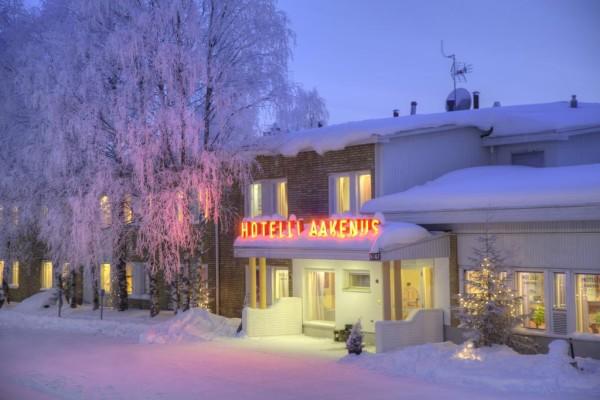 Hotel Aakenus в Рованиеми