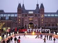 погода в Амстердаме в декабре