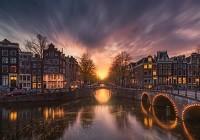 погода в Амстердаме в октябре