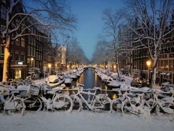 декабрьский отдых в столице
