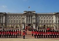 где находится Букингемский дворец?
