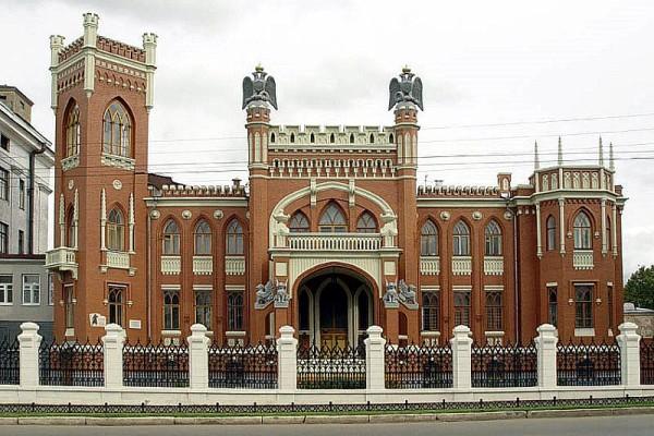 исторический особняк Булычева