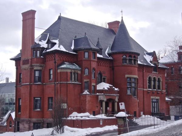 исторический дом леди Мередит