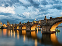 где находится Прага?