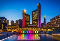 Где находится самый этнически богатый миллионник мира - Торонто?