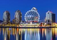 где находится Ванкувер?