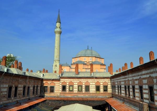 религиозная мечеть