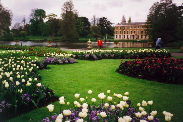 проведение экскурсий по королевскому саду