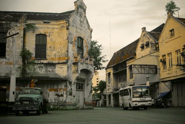 исторические сооружения Кота Туа