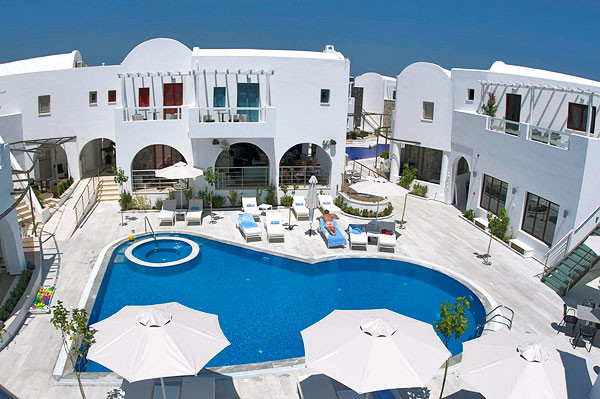 La Mer Deluxe Spa Resort с выходом к морю