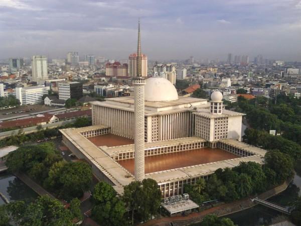 религиозная мечеть Истикляль