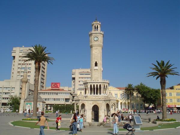 архитектура турецкого города