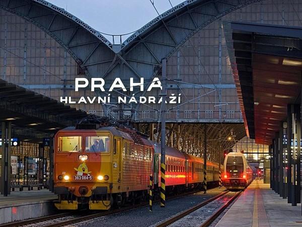 путешествие в чешскую столицу