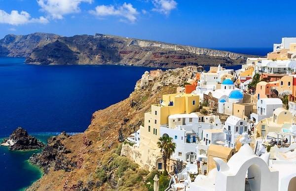 климатические условия в Греции