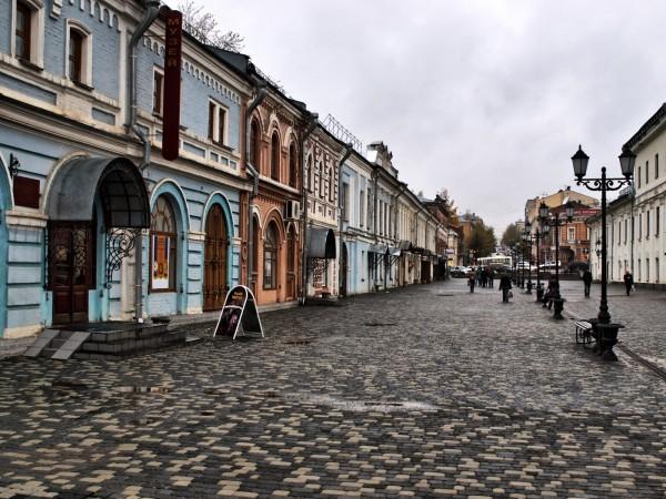 сооружения на Спасской улице