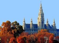 погода в Вене в ноябре