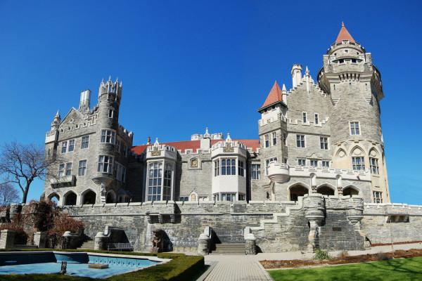 исторический замок