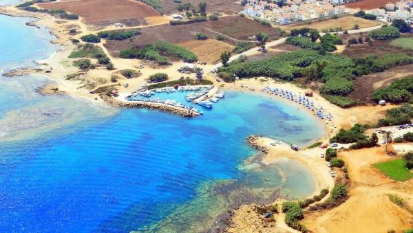 Agia Triada Beach в Паралимни